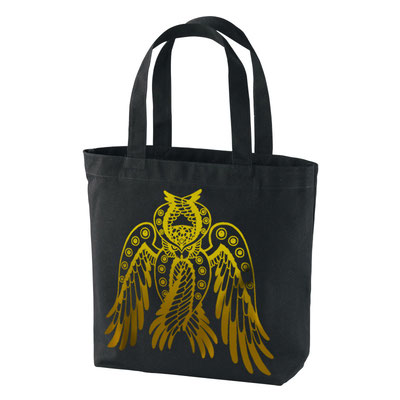 seraphim Tote Bag black