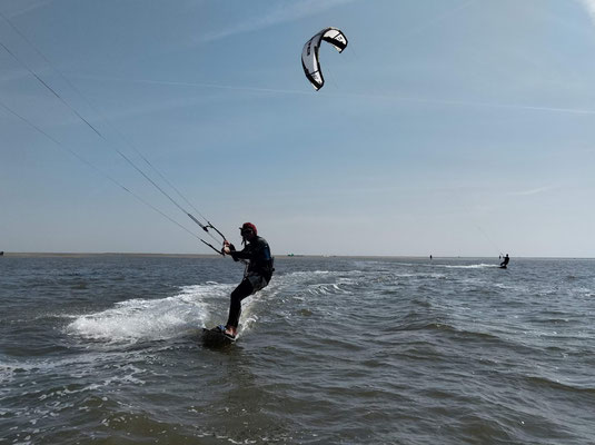 Professionell Kiten lernen in St. Peter Ording