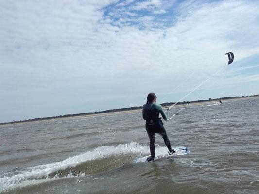 Kiten als echtes Erlebnis in St. Peter Ording