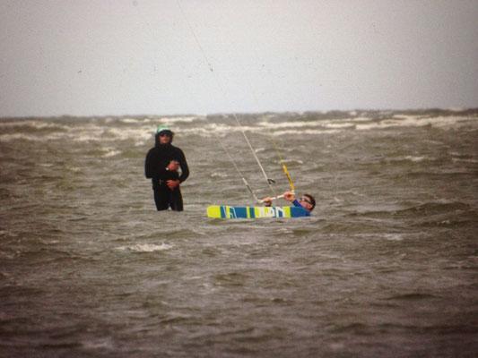How to kite - Kitesurfing lernen mit den Profis von KITEGUIDE-SPO