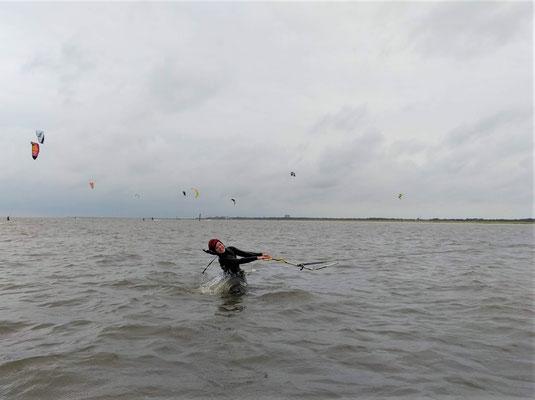Übung macht den (Kite-)Meister