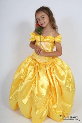 Robe de princesse La Belle et la Bête