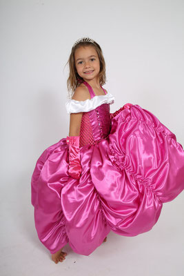 Robe de princesse Aurora
