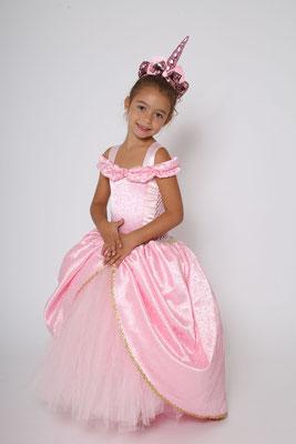 Robe de princesse Licorne