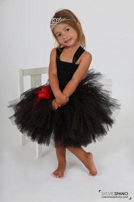 Petite robe de cérémonie ou gala Noire
