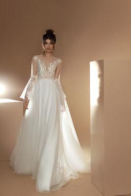 Brautkleider mit Ärmeln