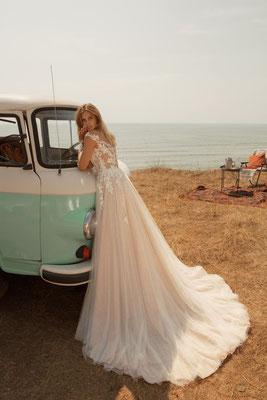 Vintage Brautkleider ADRINA von Ariamo