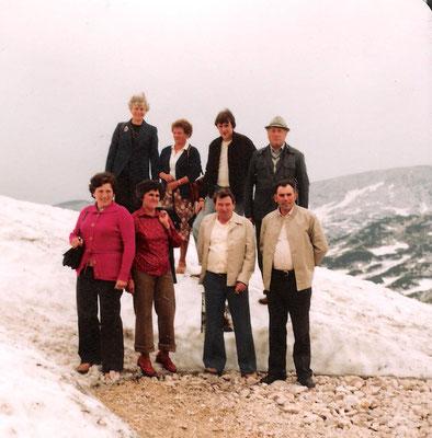 Ausflug mit Familie Klohe und Birkle