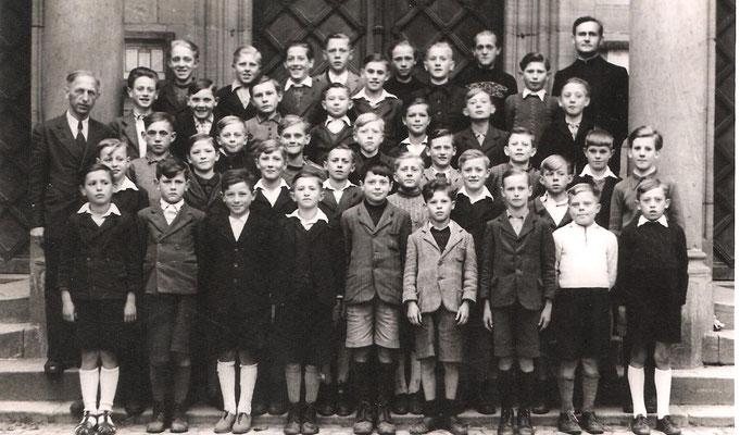 Willi Schneiders Schulklasse