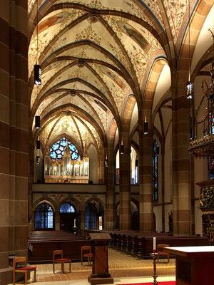 """""""Smart Kirche"""" - Programmierung von Lichtstimmungen in Kirche St. Nikolaus, Innsbruck"""