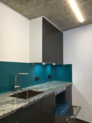 Elektro-Installationen inkl. Lichttechnik für Küche in Backstube