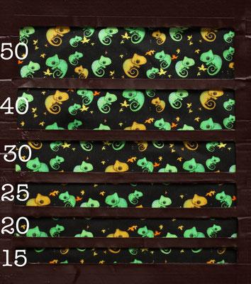 Chamäleons grün klein (begrenzt verfügbar)