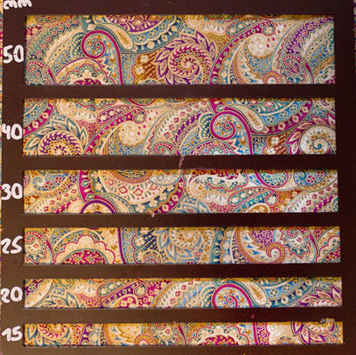 paisley pastell-gold