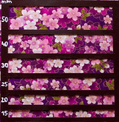 Kirschblüten rosa-lila