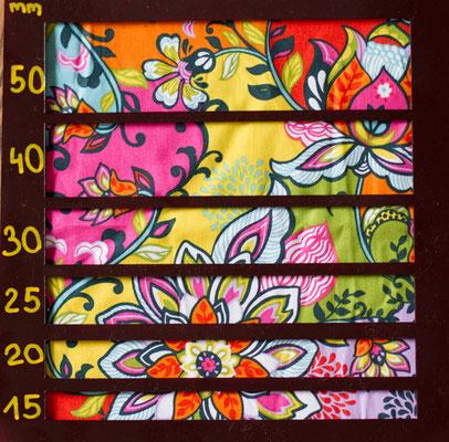 bunte abstrakte Blumen