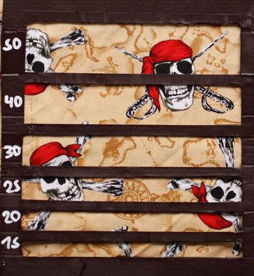 Piraten beige