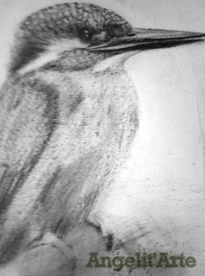 Dessin crayon et feutre