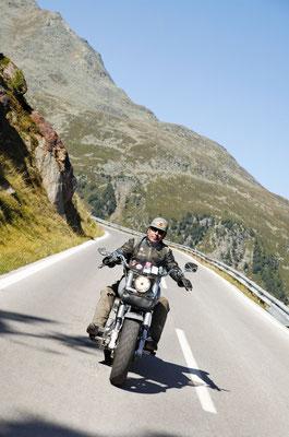 Bike, Motorbike, Hochalpenstraße
