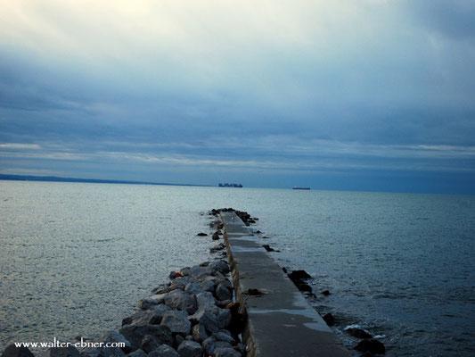 die Wolkenfront ist einfach zu schnell herangezogen, aber was soll's das Leben ist und bleibt schön....