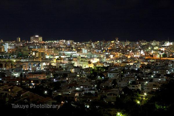 07b-0008 那覇新都心の夜景