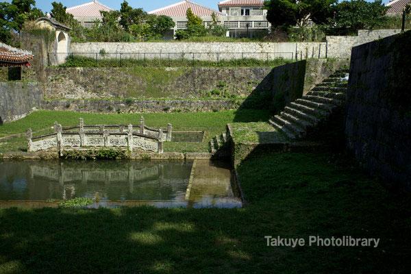 01-0060 円覚寺 放生池と放生橋