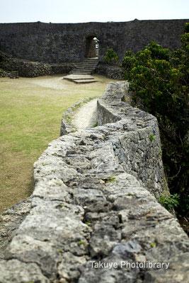 04-0010 二の郭 城壁