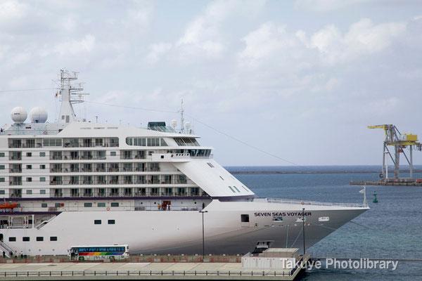 15a-0014 Seven Seas Voyager 全室バルコニー付スイートルームの豪華客船