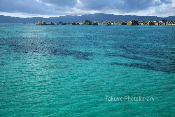 07a-0019 羽地内海 沖縄の風景