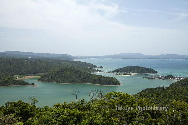07-0102 六田原展望台から望む塩屋湾
