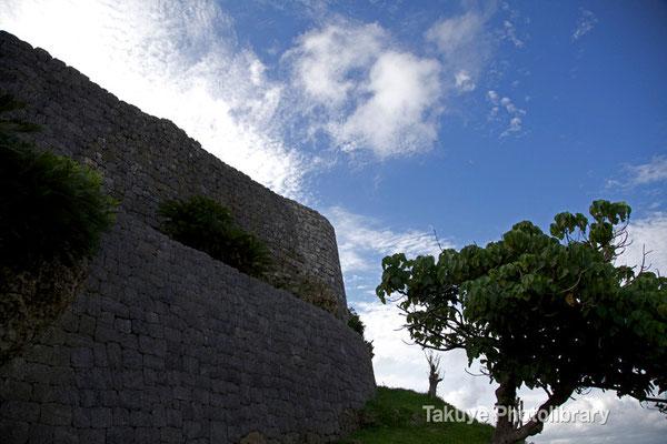 03-0019 三の郭 城壁