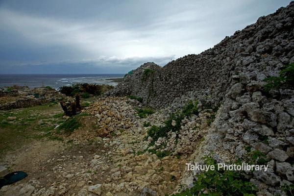 06d-0005 二の郭 城壁