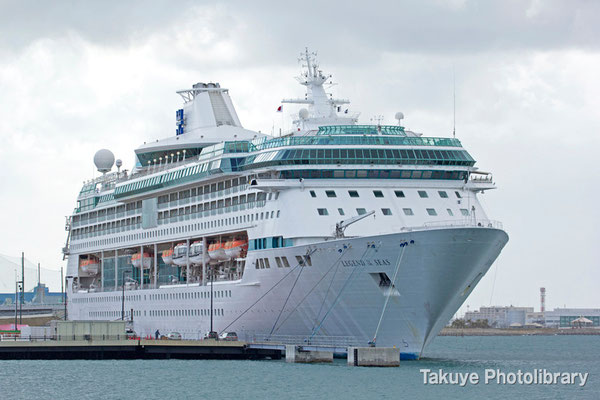 15-0024 LEGEND OF THE SEAS 69,130トン 全長264m