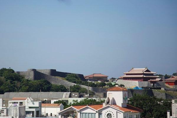 01-0008 首里城 北側城壁 東のアザナ