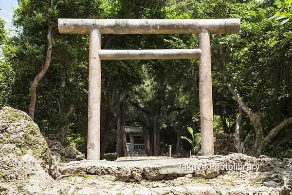 06g-0007 伊祖神社-英祖之宮 鳥居