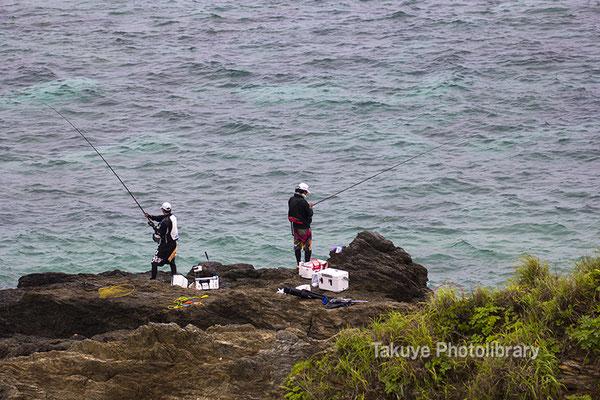 14-0004 フィッシング 釣り ヤンバル 東海岸