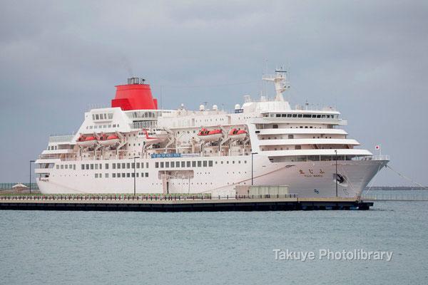 15a-0020 ふじ丸 23,235トン 全長167m 2013年6月に引退!