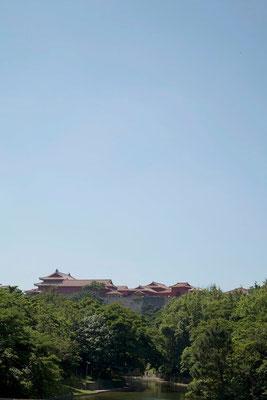 01-0005  首里城と龍譚