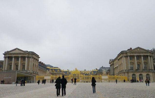 10-0008 広大、豪華絢爛!ベルサイユ宮殿