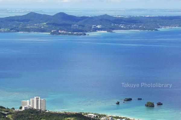 07-0098 嘉津宇岳 山頂からの眺望