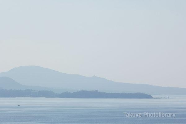 07-0087 シルキーブルーの世界 名護湾