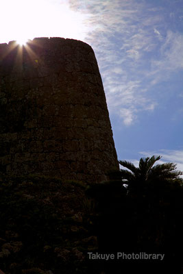 03-0021 陽を背負う肝高の城