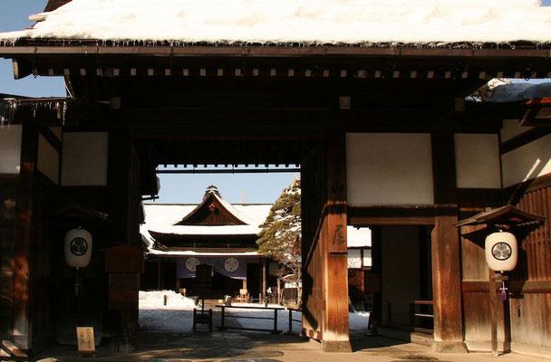 09-0038 飛騨 高山陣屋