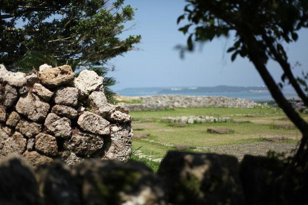 03-0002 三の郭から平安座島を望む