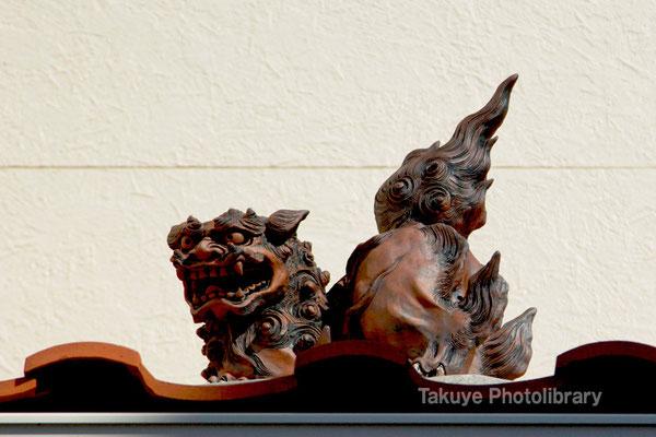13-0030 浦添市 仲間 在住 威風堂々 仏像のような風格を漂わせる