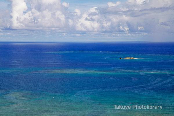 07-0097 大海の孤島