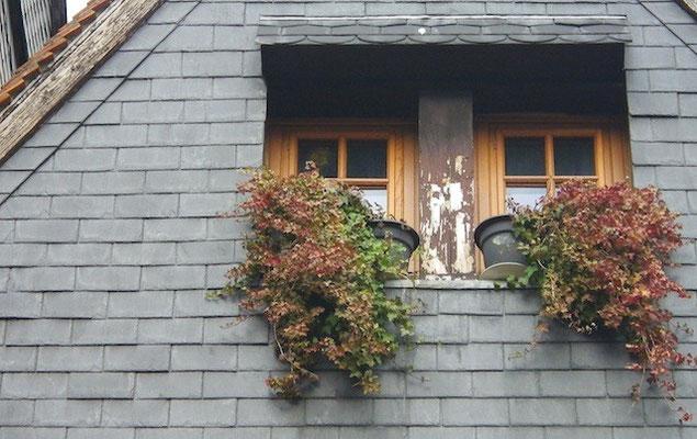 10-0069 出窓がステキ。ルーアンの住宅