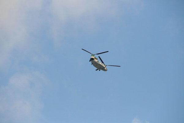 15-0015 自衛隊ヘリ チヌーク CH-47J