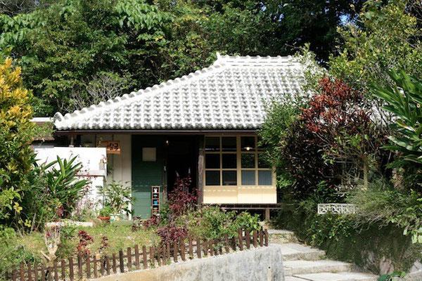 07-0044 伊豆味の森の古民家カフェ