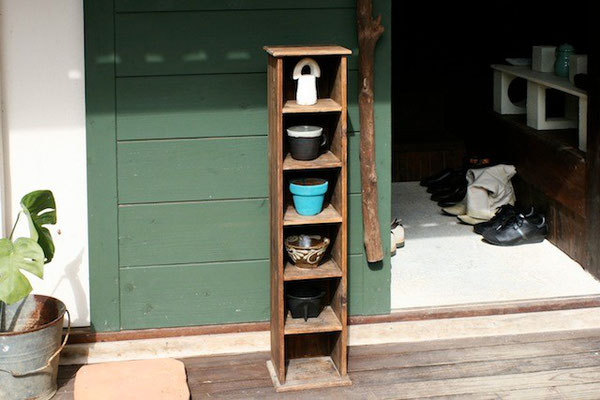 07-0042 伊豆味の森の古民家カフェ