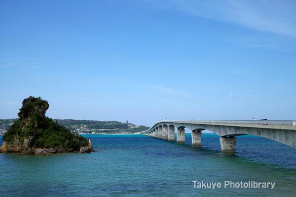 07a-0002 古宇利島と大橋